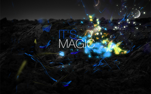 It`s magic